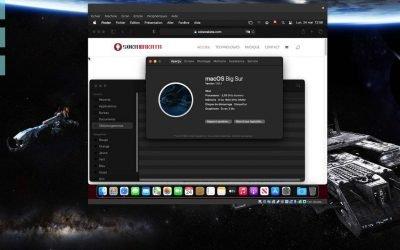 Mac OS Big Sur Dans Linux Avec VirtualBox
