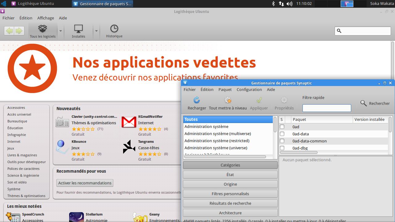 Installer une Application sous Linux - Gestionnaires de Paquets - Debian/Ubuntu