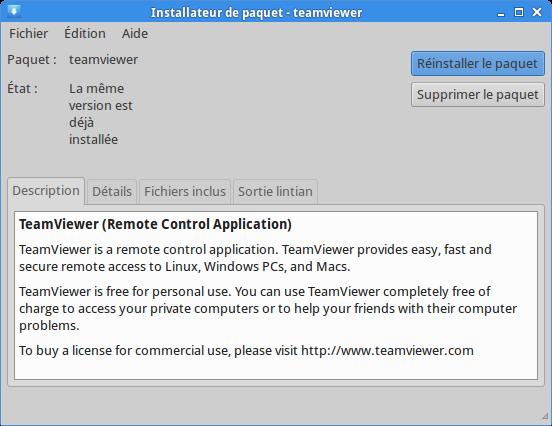 Installer une Application sous Linux - GDebi