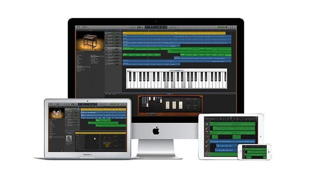 Produire de la Musique sous Linux : Mac et Apple, les références