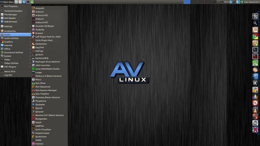 MAO Sous Linux : Quel Système Choisir ? AVLinux