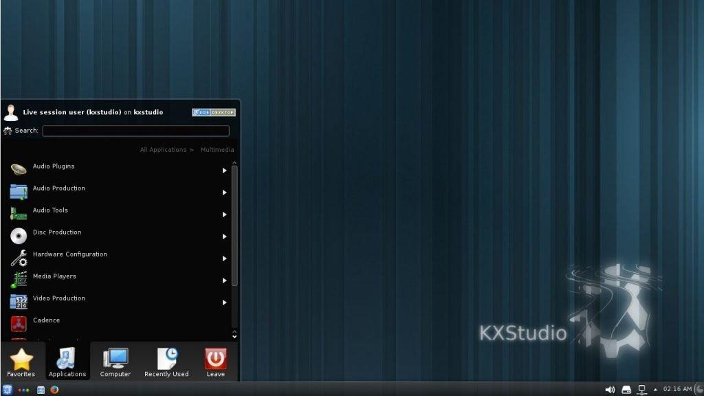 MAO Sous Linux : Quel Système Choisir ? KX Studio