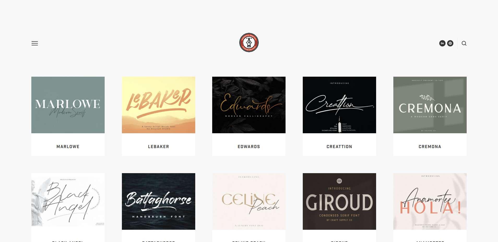 Graphic Design Freebies