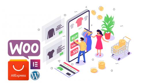 DropShipping : Votre E-Commerce gratuitement* avec Wordpress