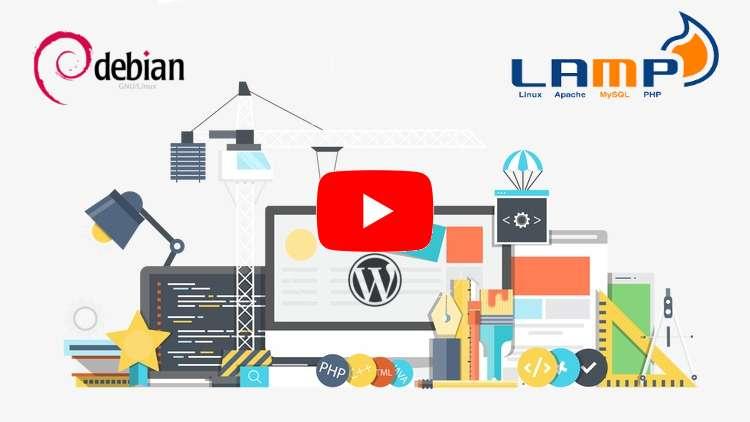 Créez un Serveur Web et Site WordPress pas-à-pas - Soka Wakata sur YouTube
